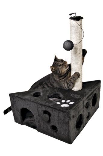 klöspelare för katt